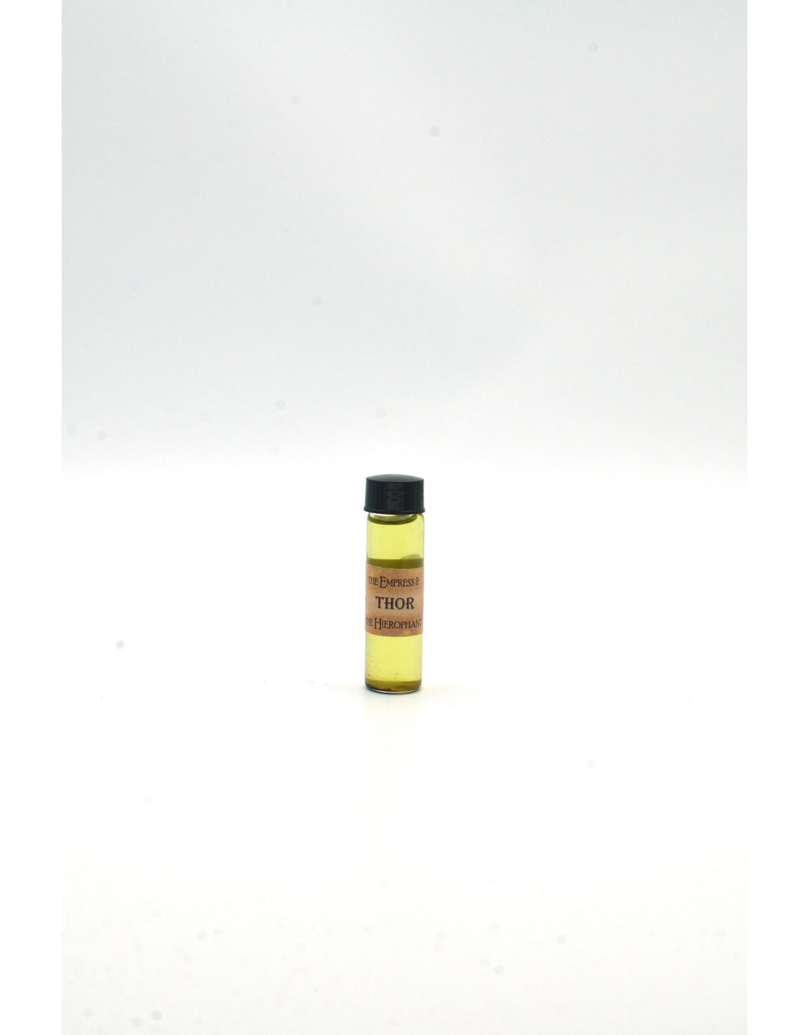 Thor Magickal Oil 2 Dram Bottle