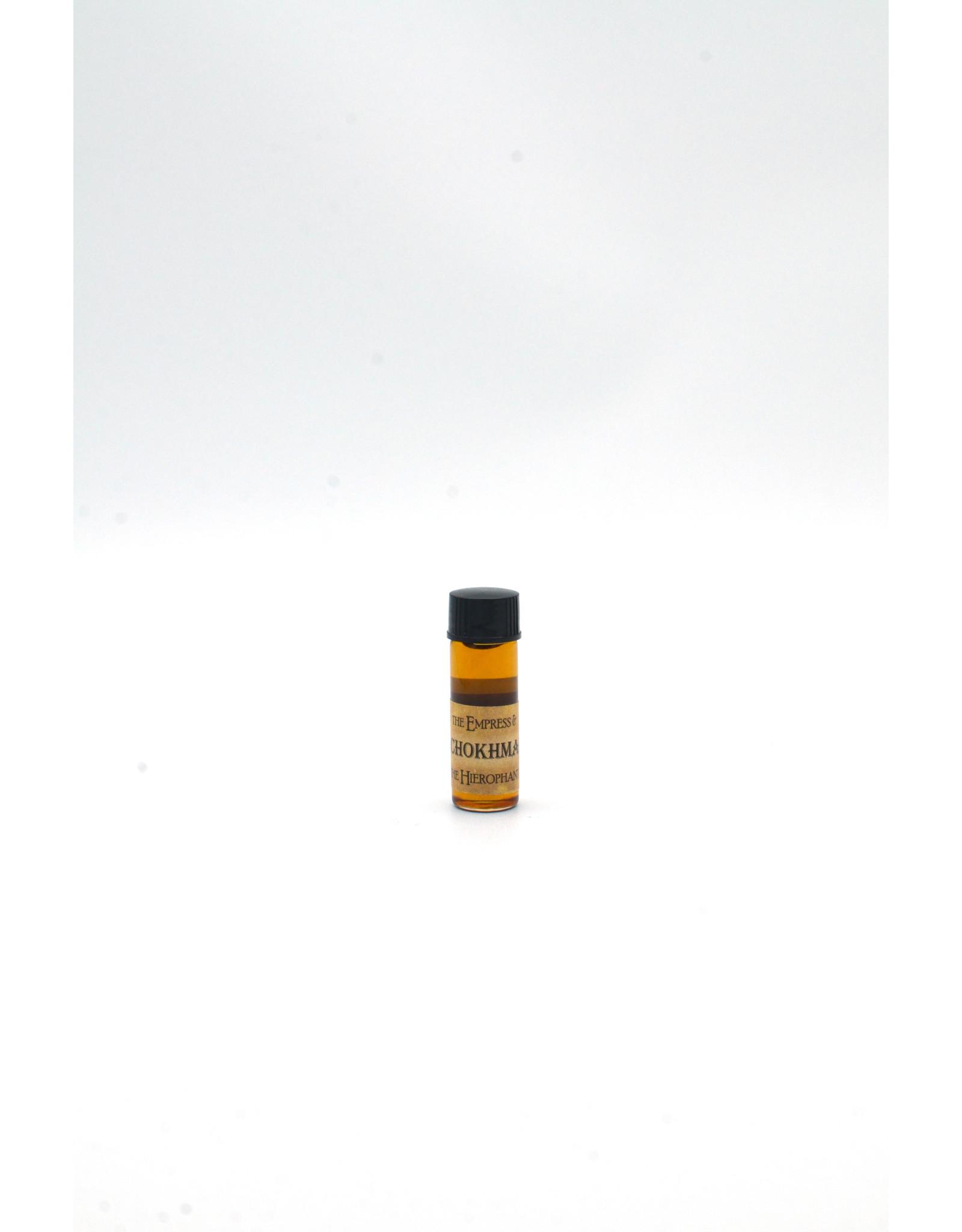 Chokhmah Magickal Oil 1 Dram Bottle