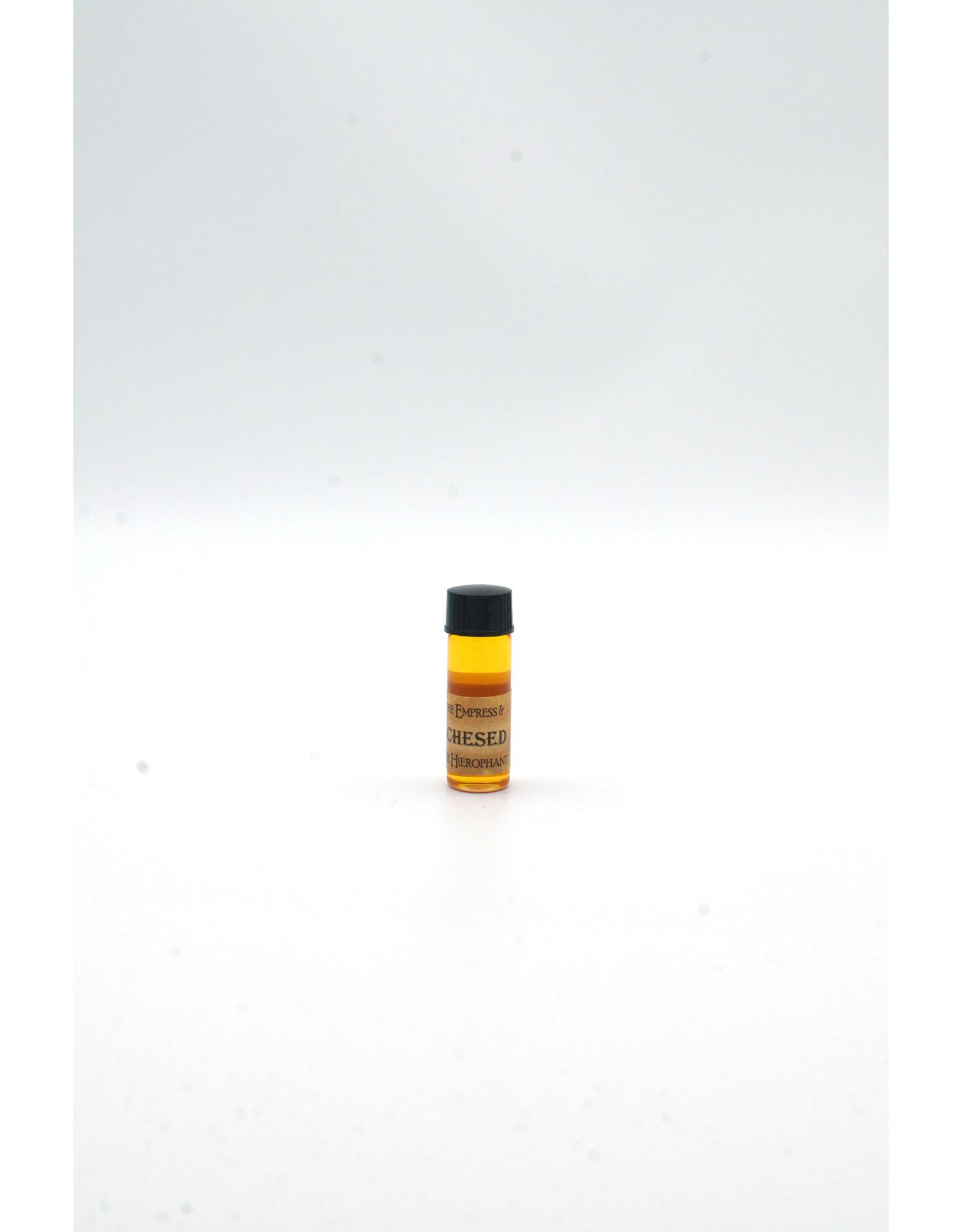 Chesed Magickal Oil 1 Dram Bottle