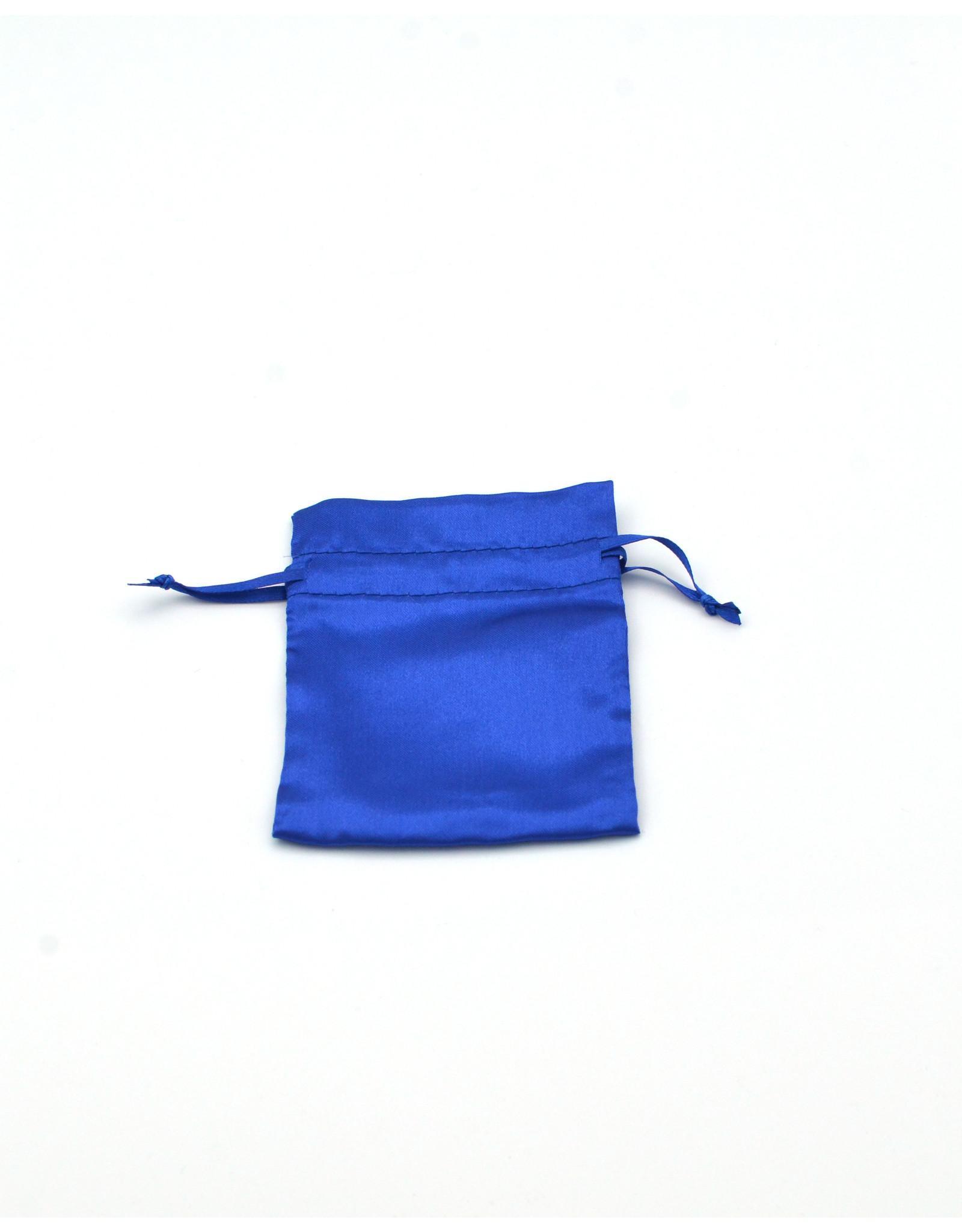 Blue Jupiter Charm Bag