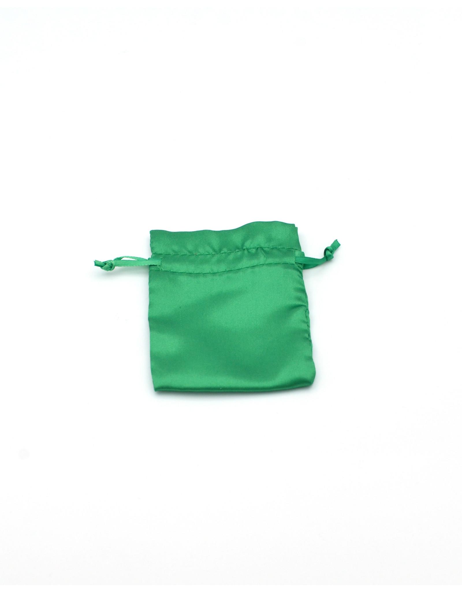Emerald Green Venus Charm Bag