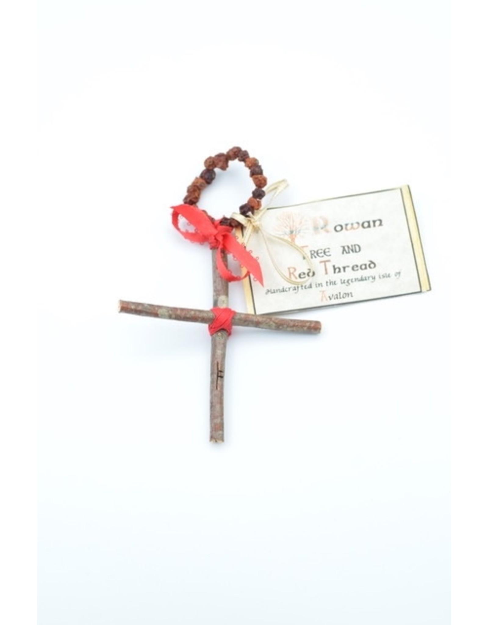 Traditional Rowan Cross