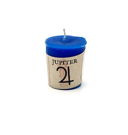 Jupiter Votive Candle