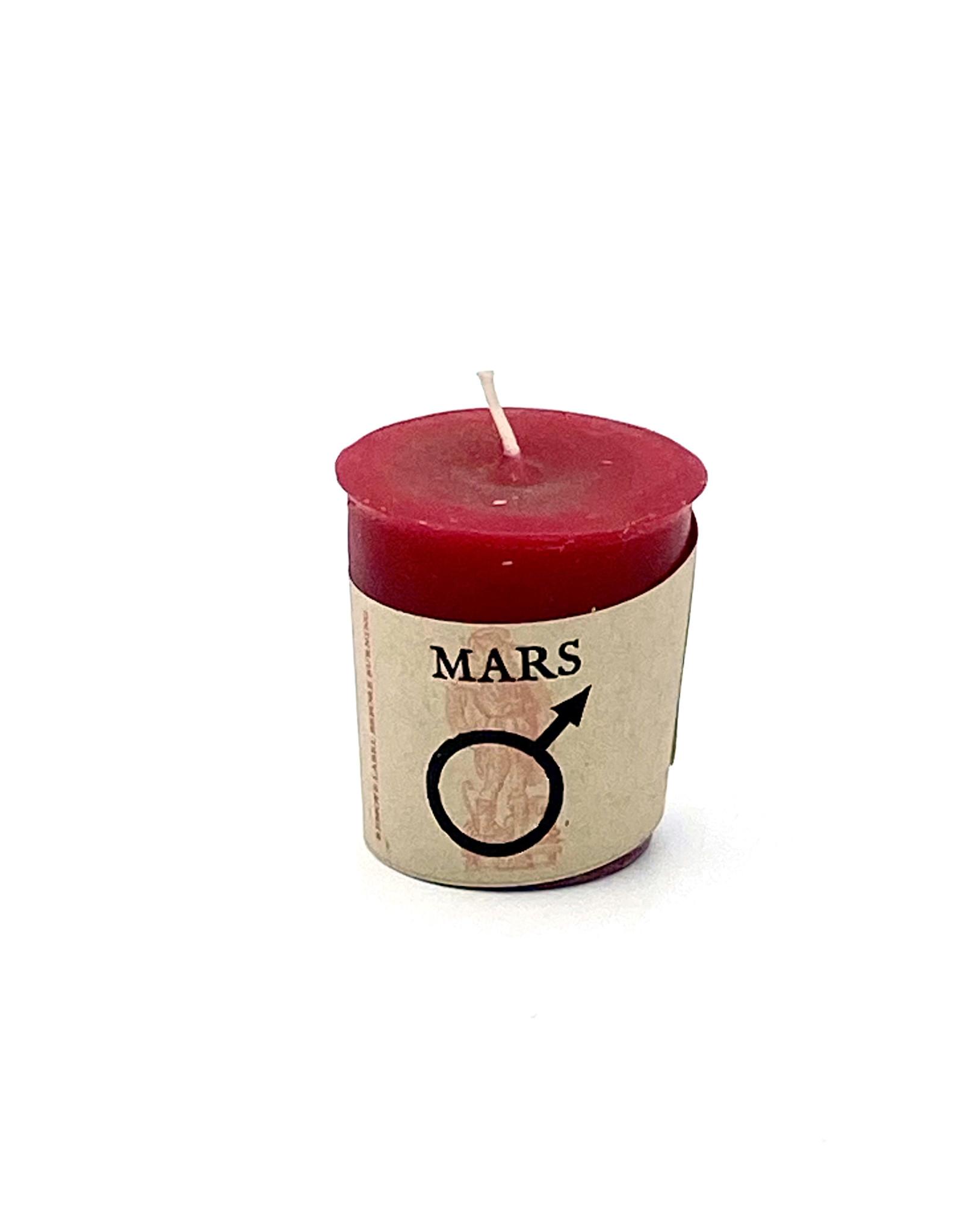 Mars Votive Candle