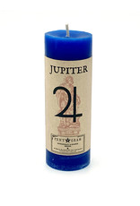 Jupiter Pillar Candle