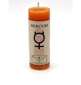 Mercury Pillar Candle