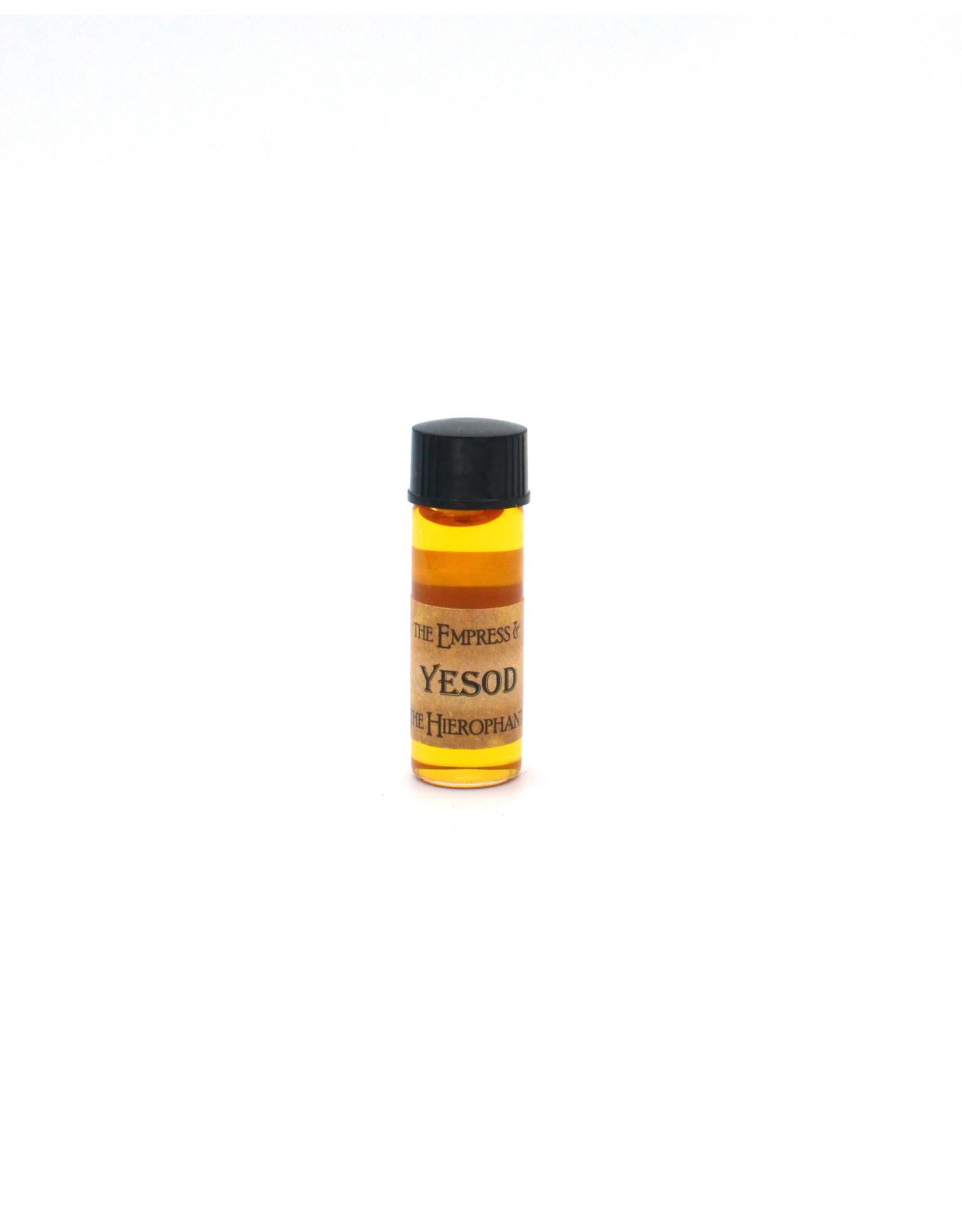 Yesod Magickal Oil 1 Dram Bottle