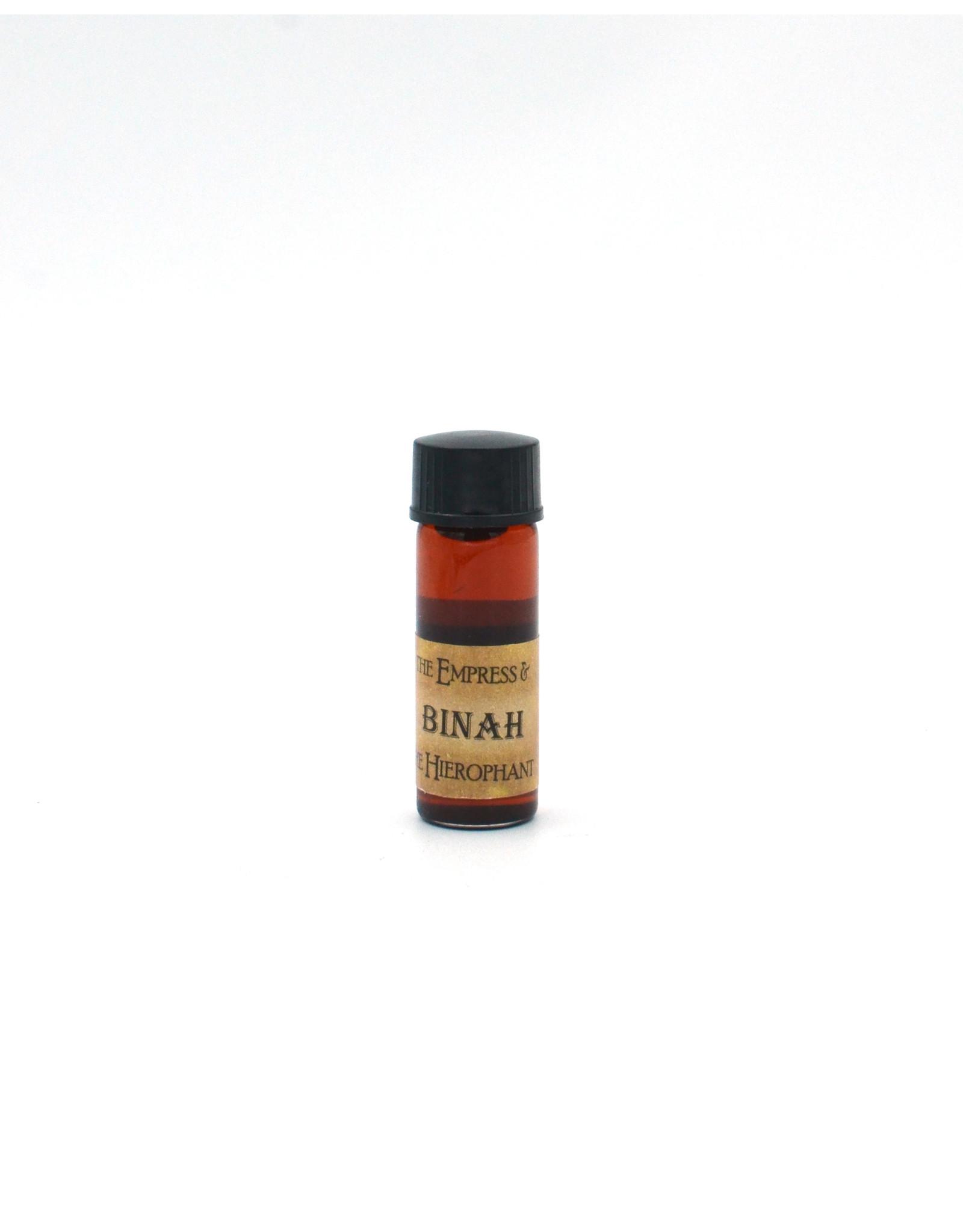 Binah Magickal Oil 1 Dram Bottle