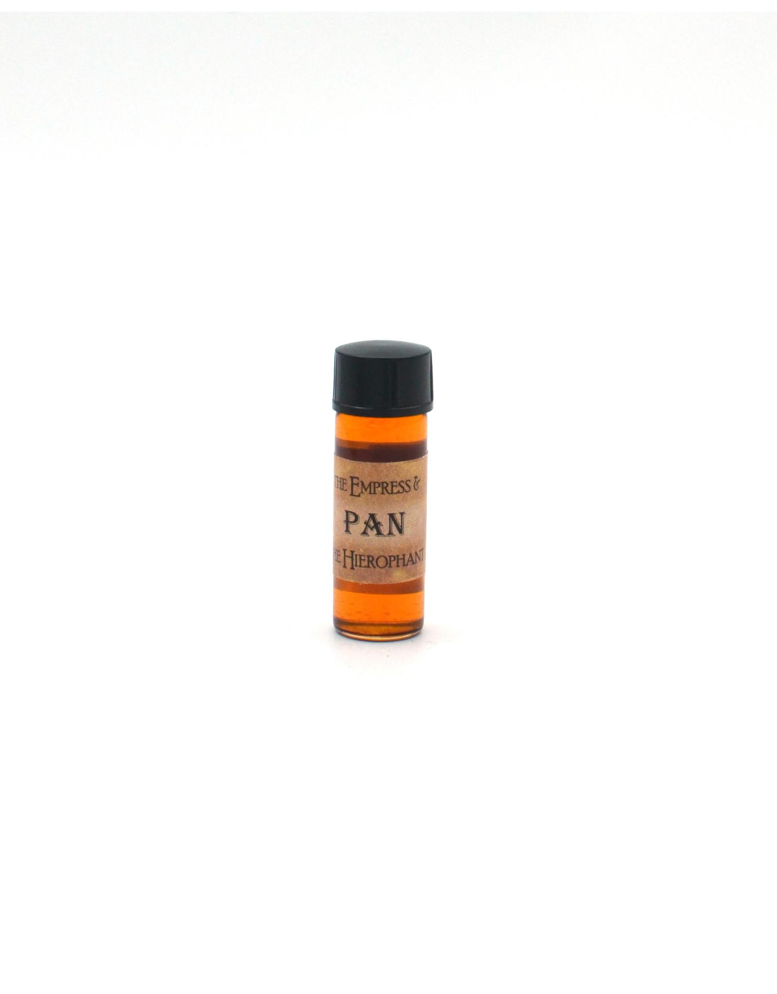 Pan Magickal Oil 1 Dram Bottle