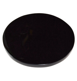 Black Obsidian Scrying Mirror 6 inches