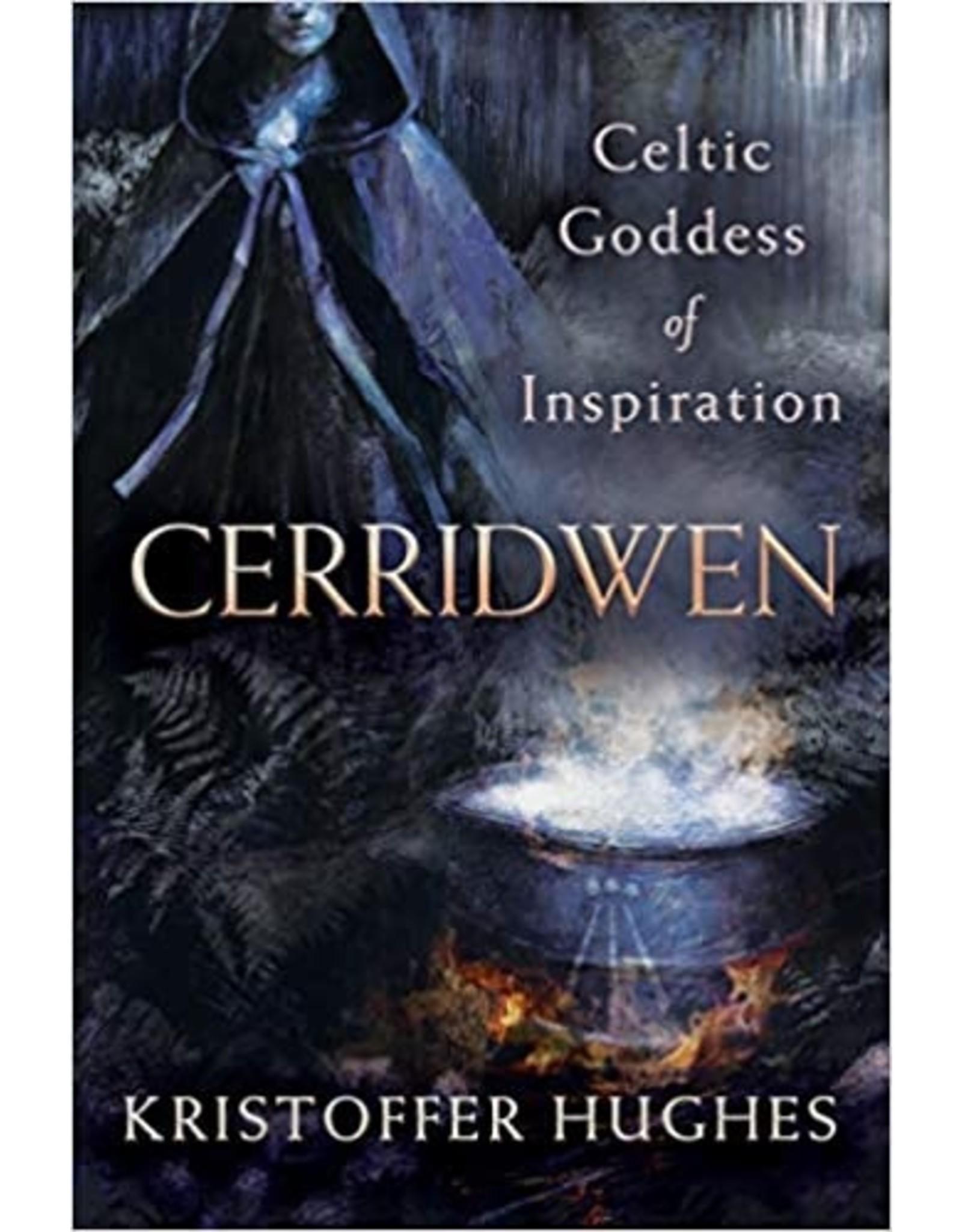 Celtic Goddess of Inspiration Cerridwen