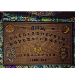 Wood Pyramid Ouija Board