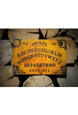 Traditional Wood Ouija Board
