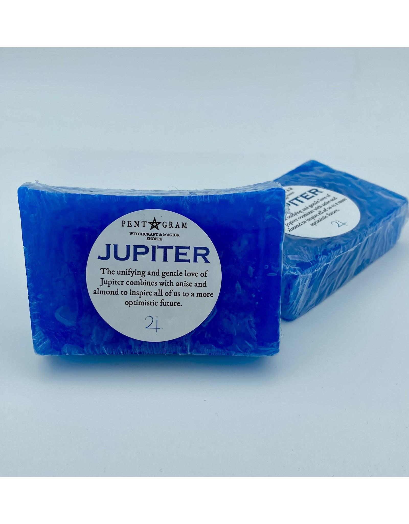 Jupiter Handmade Soap