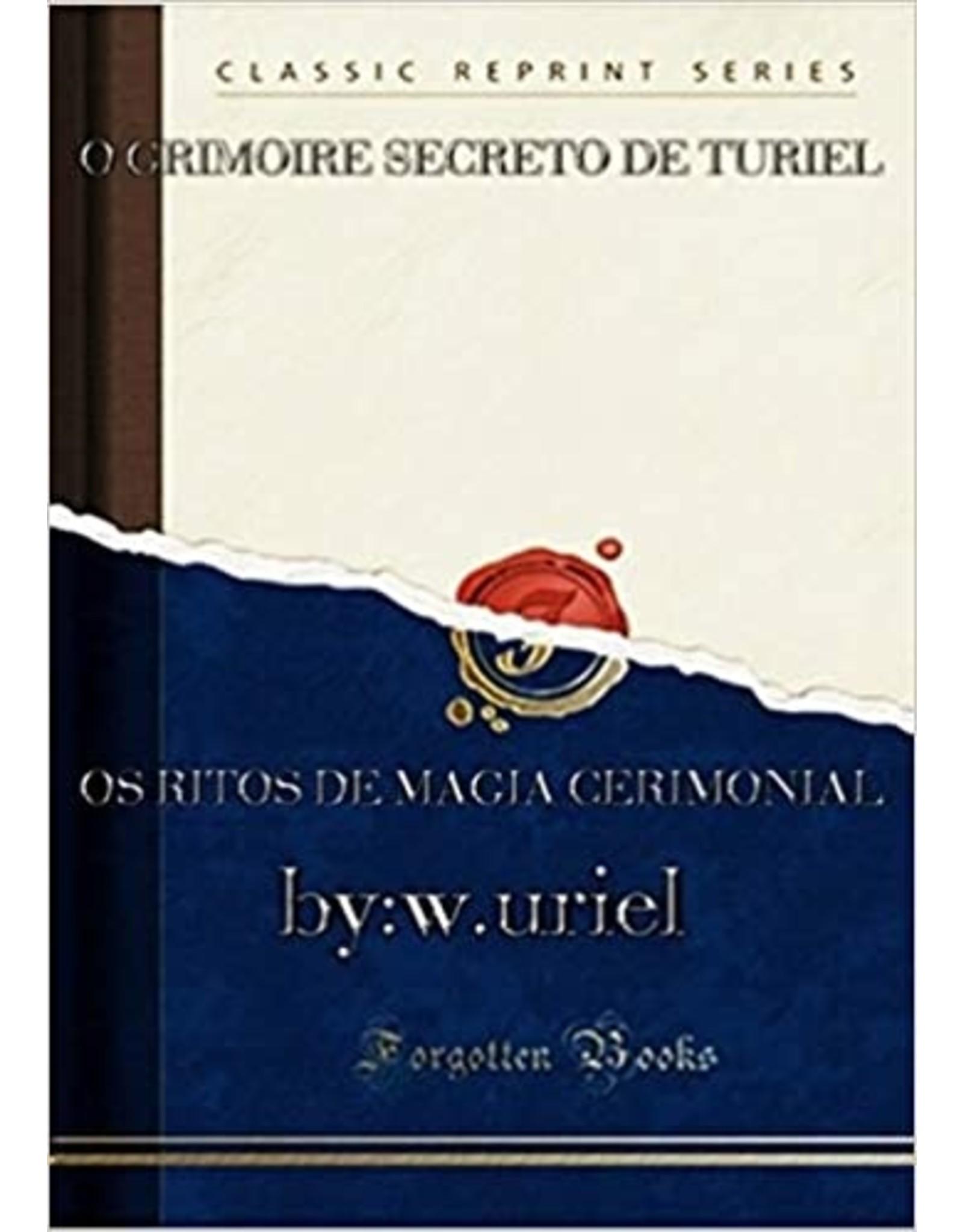 The Secret Grimoire of Turiel