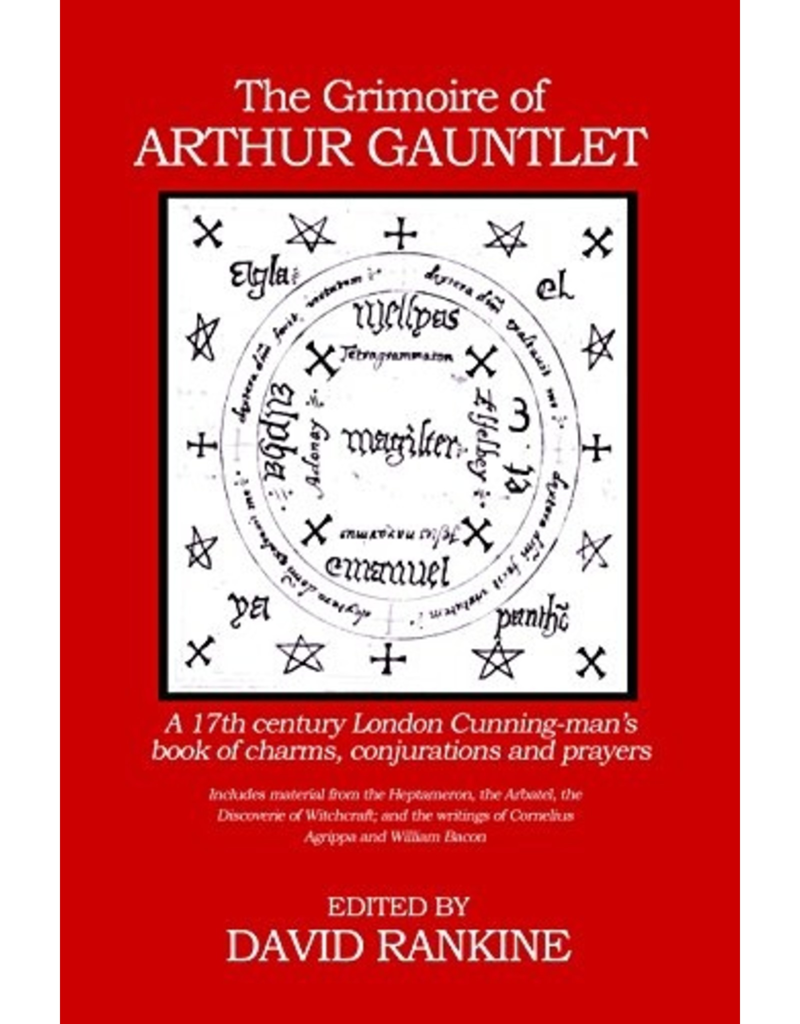 The Grimoire of Arthur Gauntlet