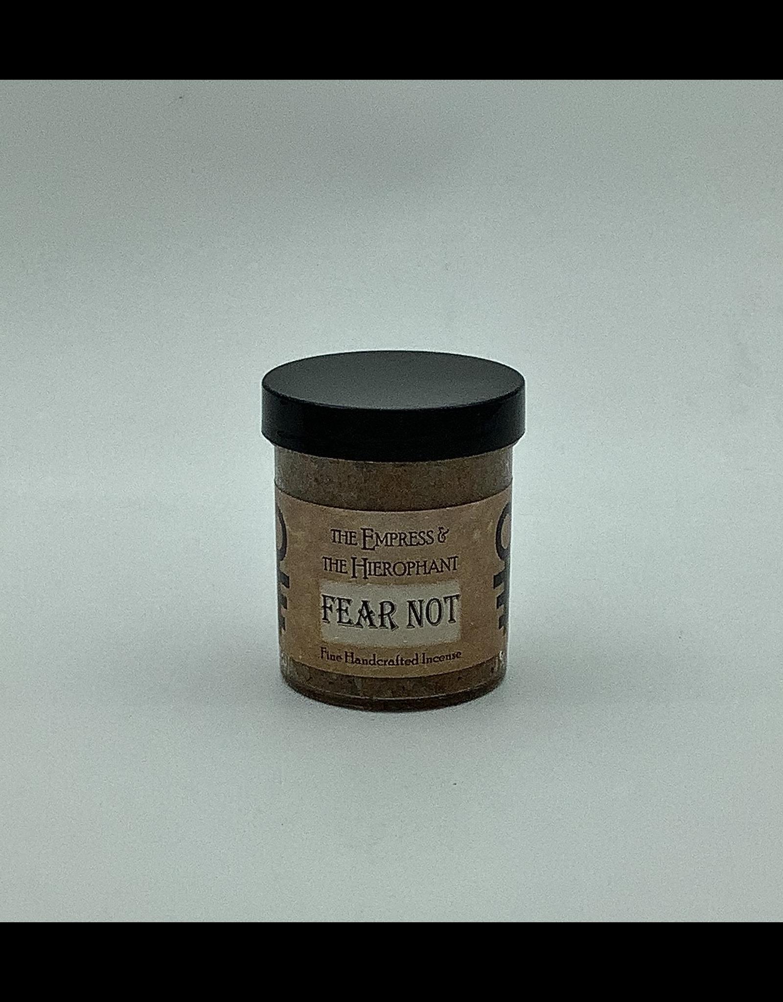 Fear Not Magickal Incense