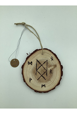 Bind Rune Wall Hanging for Love