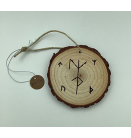 Bind Rune Wall Hanging for Protection