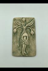 Female Mandrake Plaque