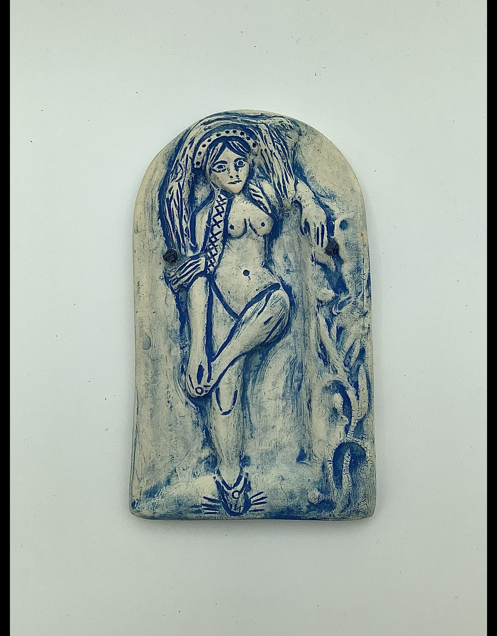 Greek Goddess Aphrodite Plaque