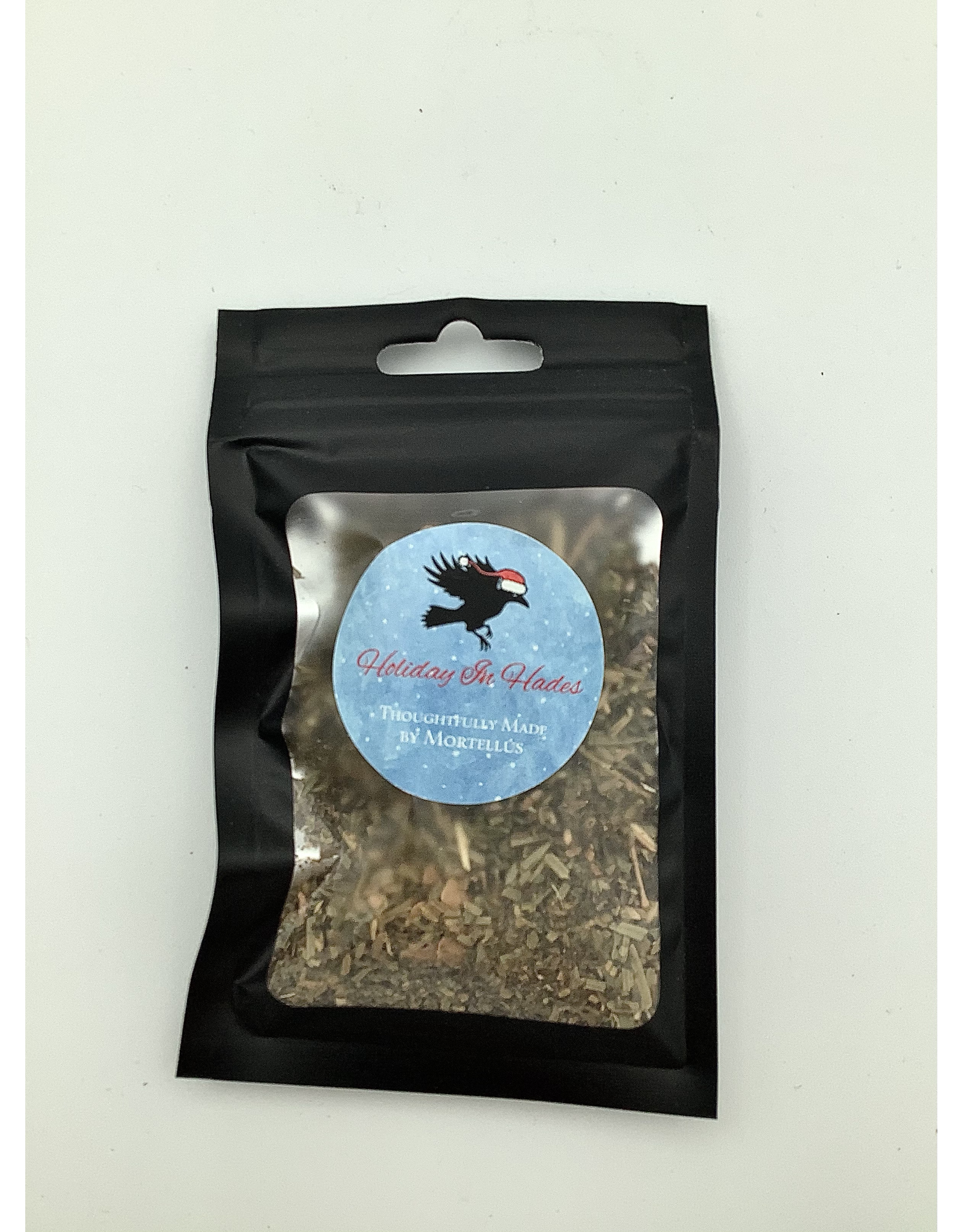 Crow and The Dead Holiday in Hades Incense