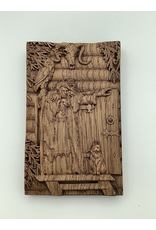 Cailleach Wooden Wall Plaque