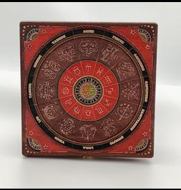 Celestial Heavens Red Altar Box