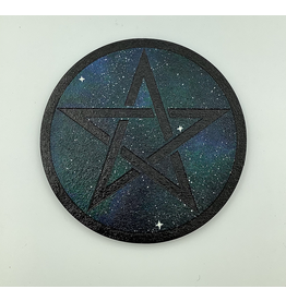 Celestial Heavens Altar Pentacle