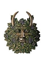 Greenman Spring Plaque