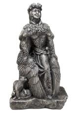Freya Statue Large in Stone Finish