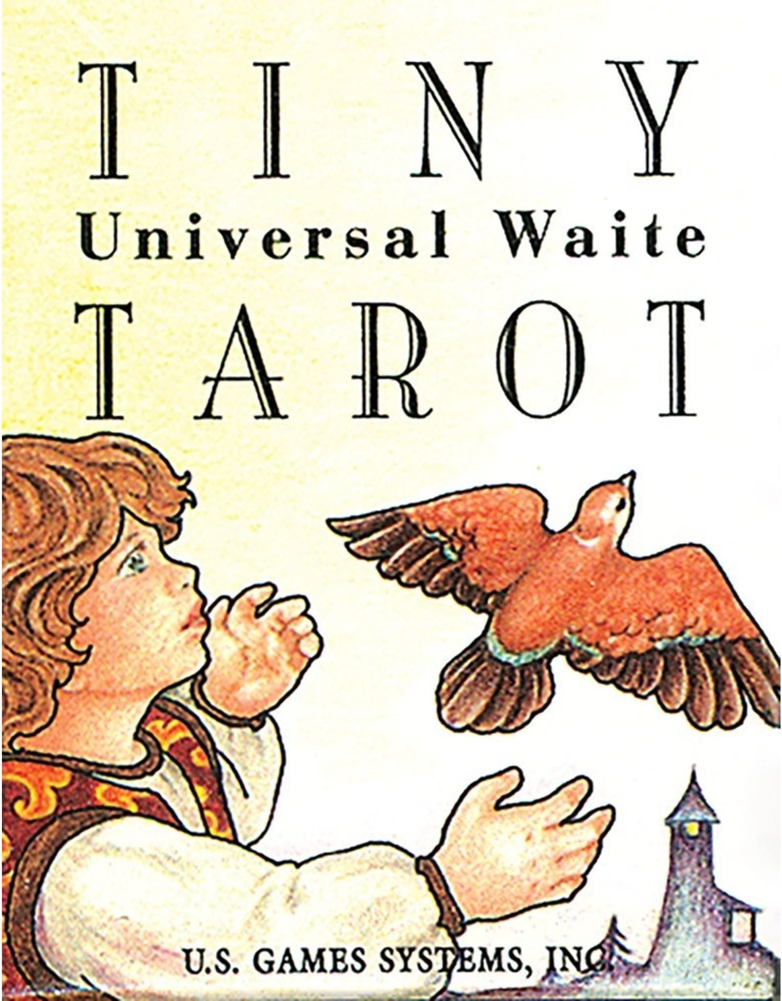 Tiny Tarot Universal Waite