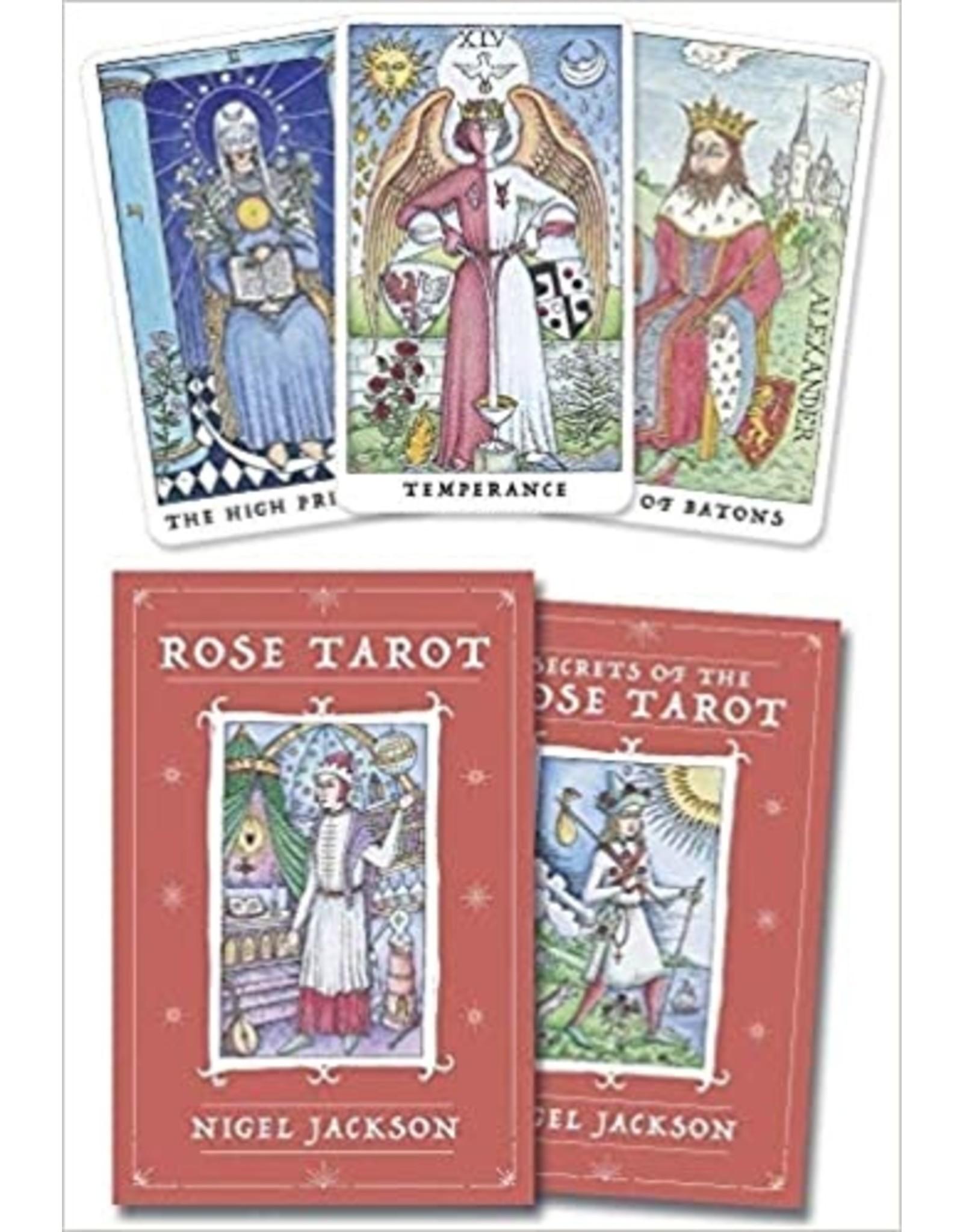 Rose Tarot