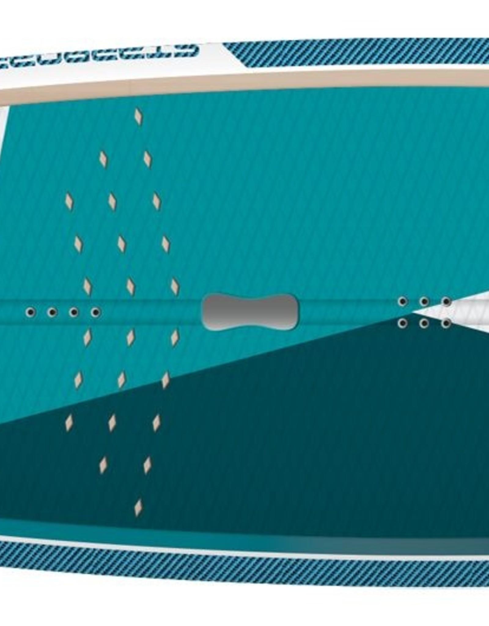 """Starboard 2021 Starboard 6'4"""" x 25"""" Hyper Foil Starlite V2"""
