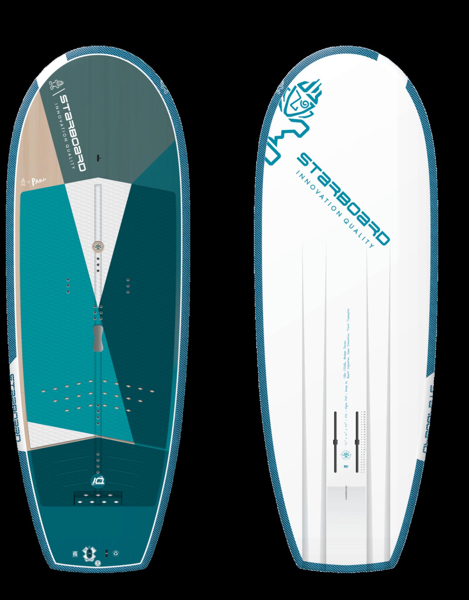 "Starboard 2021 Starboard Hyper Foil Starlite 7'2""x30"""