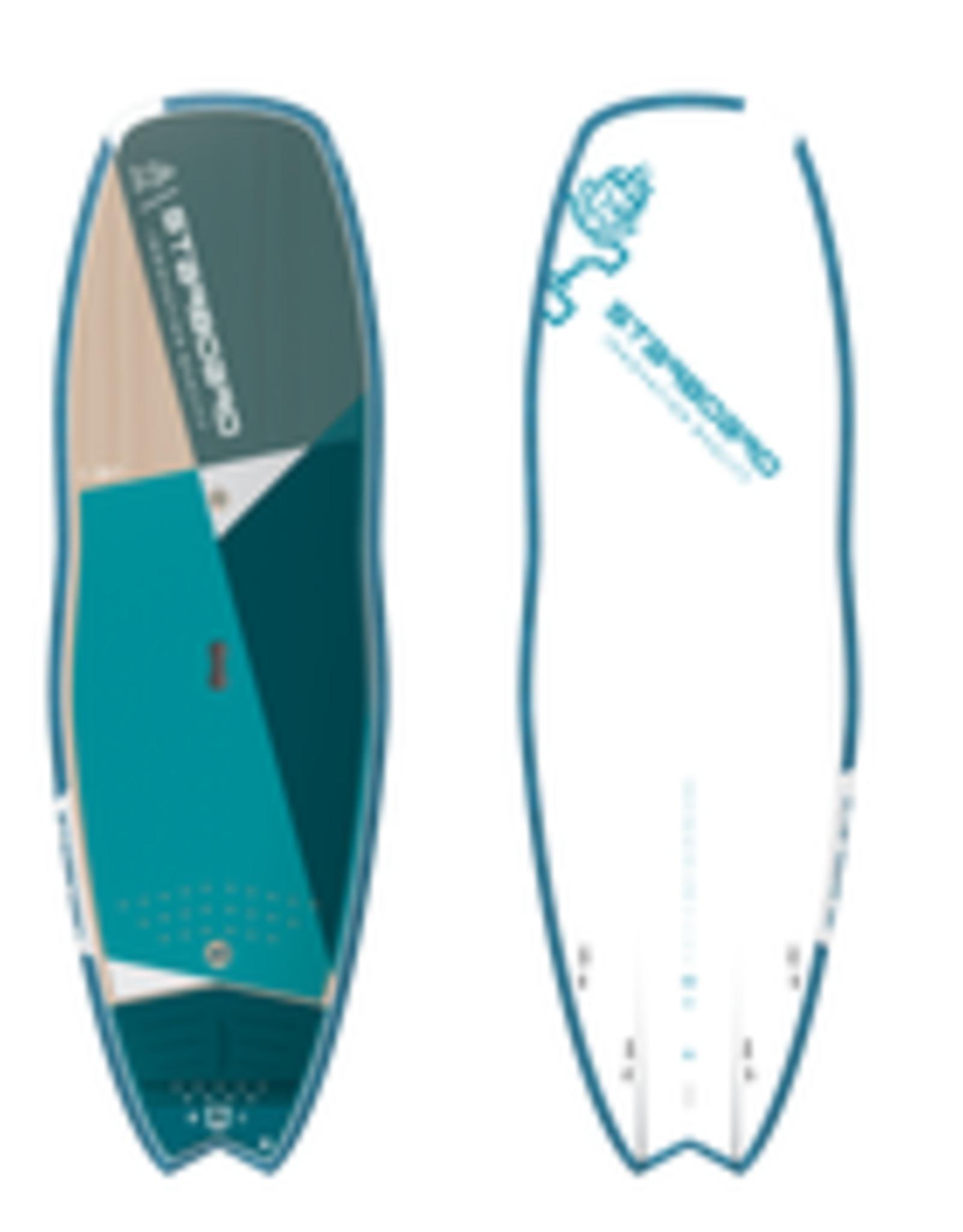 "Starboard 2021 Starboard 8'4""x31.5"" Hyper Nut Starlite (Arriving June)"