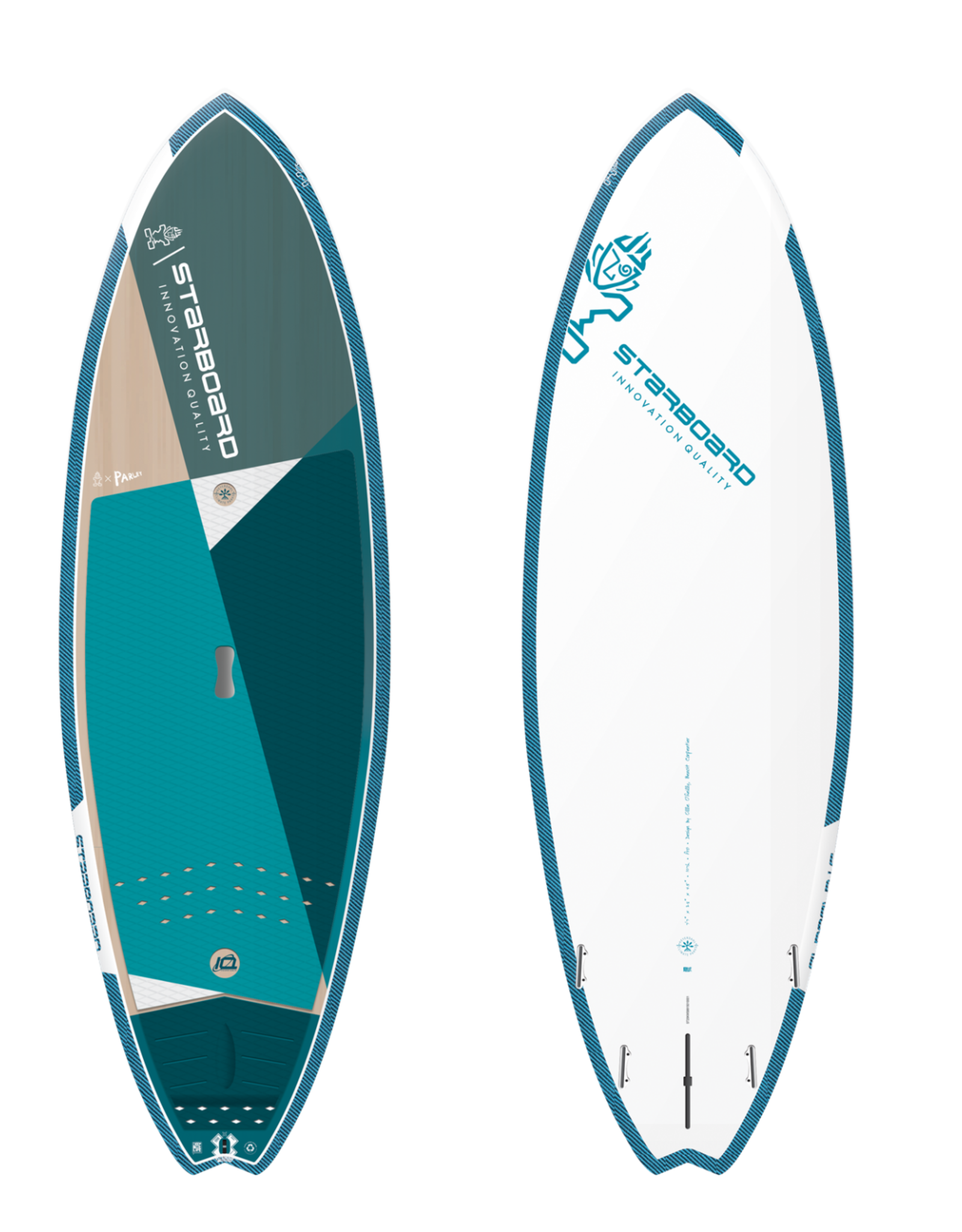 "Starboard 2021 Starboard Pro Starlite 7'7x28"""