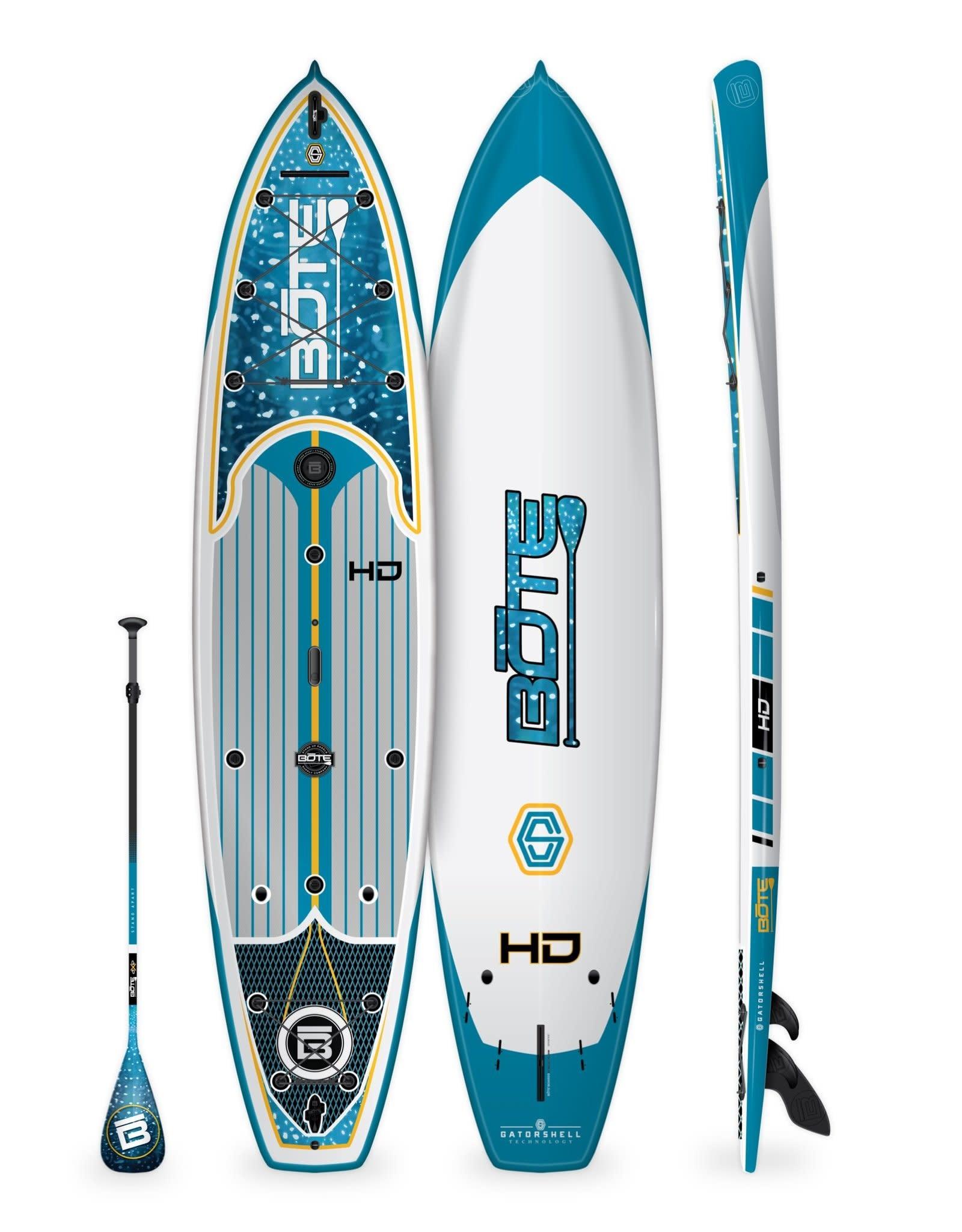 Bote 2021 BOTE 10'6  HD GATORSHELL NATIVE WHALE SHARK