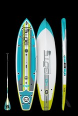 Bote 2021 BOTE 10'6  HD FULL TRAX CITRON