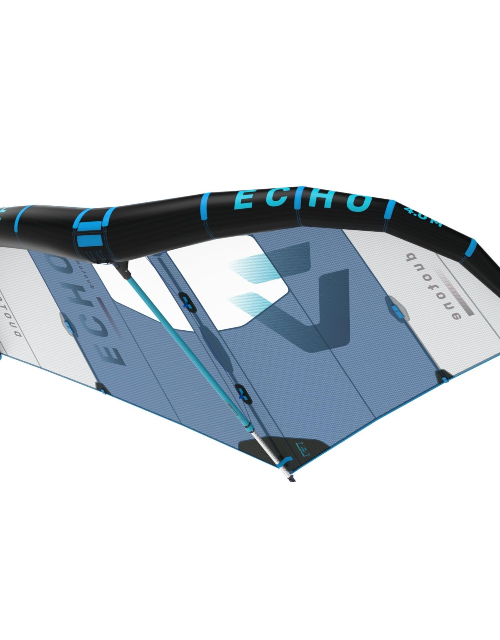 Duotone Duotone ECHO 6m grey/blue