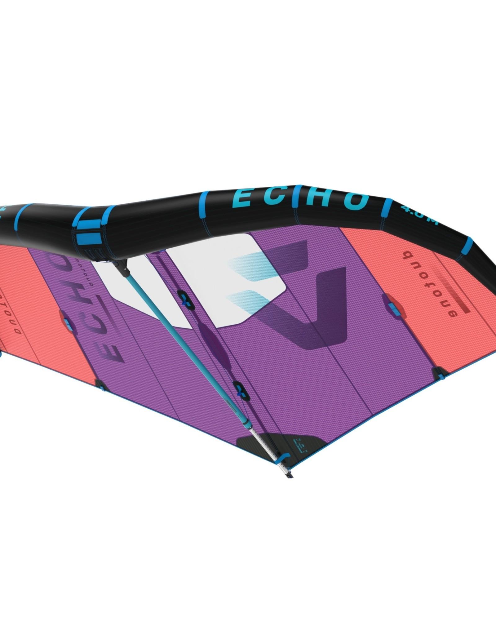 Duotone Duotone ECHO 5m red/purple