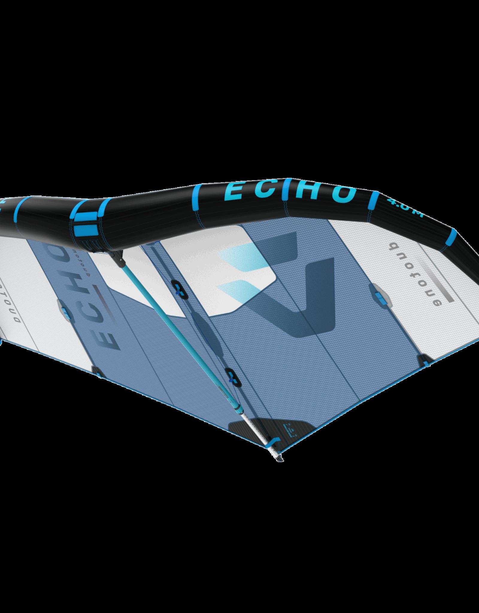 Duotone Duotone ECHO 5m blue/grey