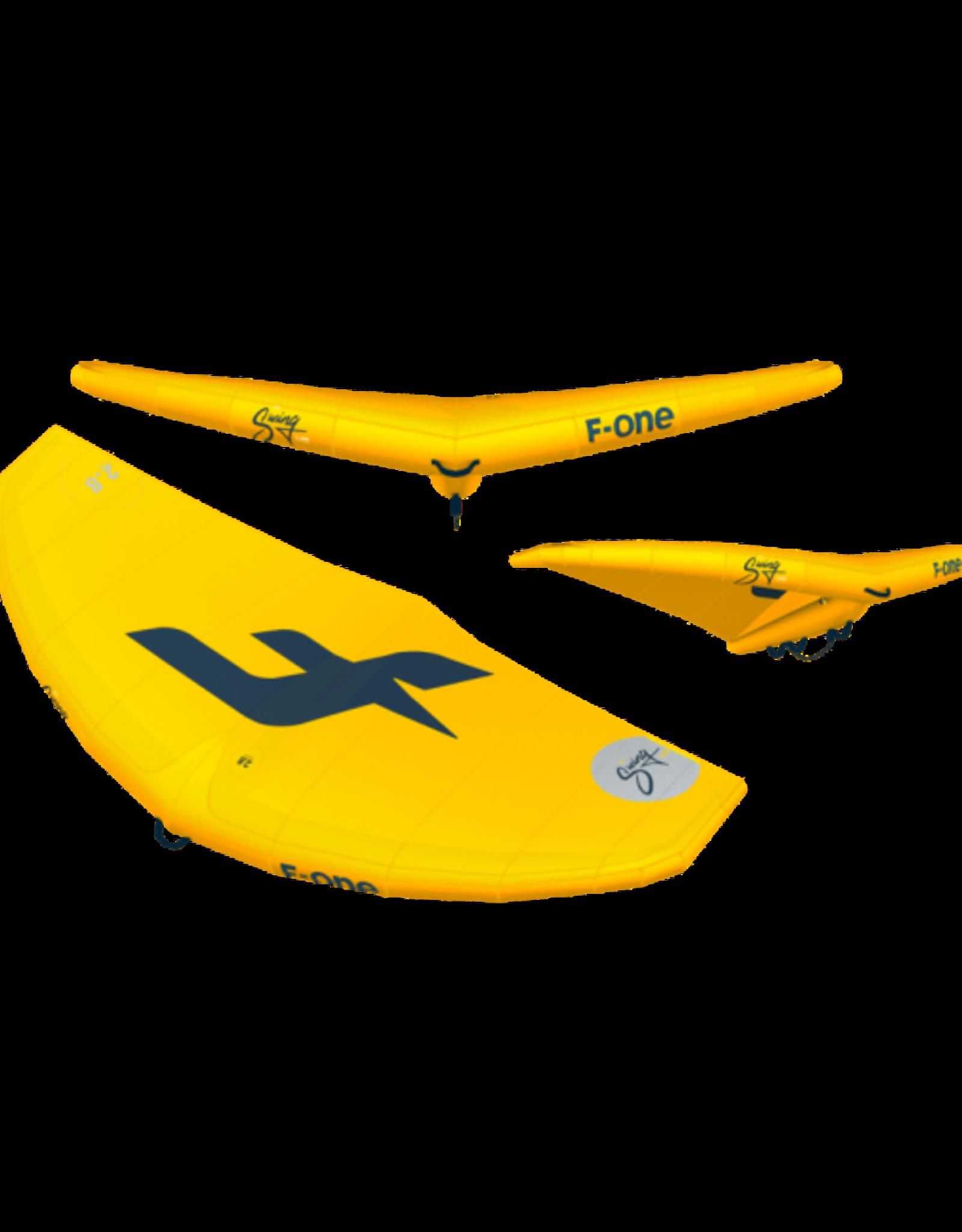 F-One F-ONE SWING  3.5m Mango Slate