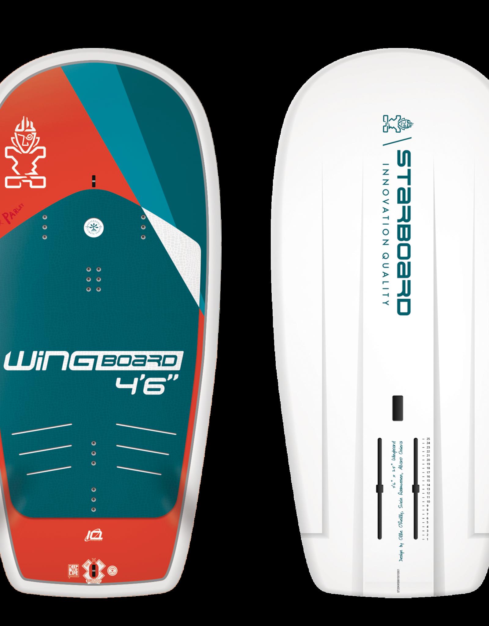 """Starboard 2021 Starboard Wing Board Lite Tech 4'6""""x 25"""""""