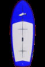 Jimmy Lewis Jimmy Lewis Flying V blue 6'11