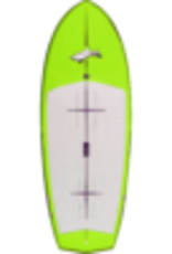Jimmy Lewis Jimmy Lewis Flying V green 5'11