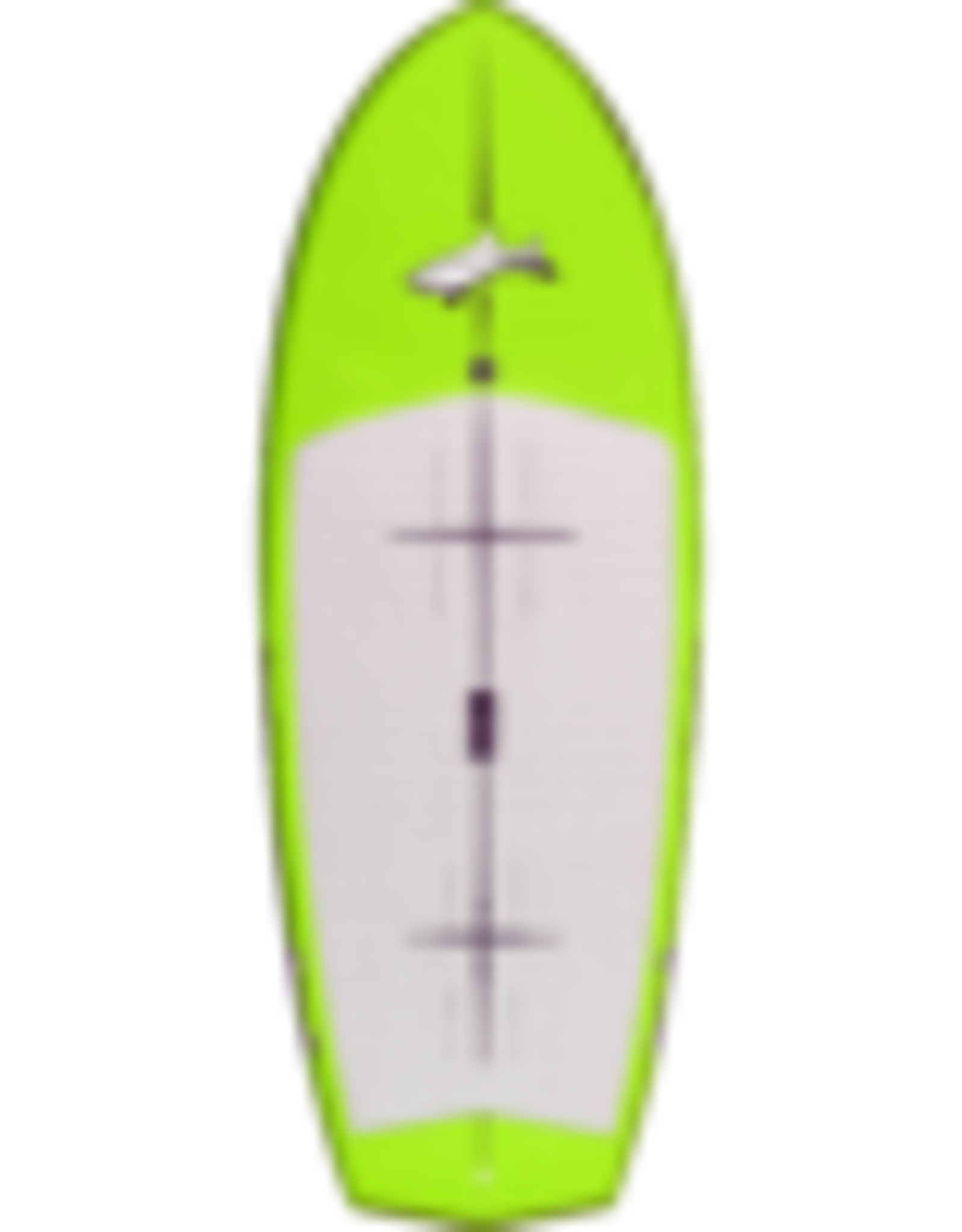 Jimmy Lewis Jimmy Lewis Flying V green 7'5
