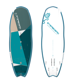 "Starboard 2021 Starboard 8'x31.5"" Hyper Nut Starlite Foil 4 in 1"
