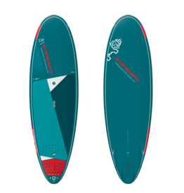 """Starboard 2021 Starboard 9'4""""x33"""" Whopper Blue Carbon"""
