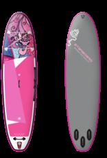 "Starboard 2021 Starboard Inflatable SUP 10'2x31""x4.75"" iGO (Tikhine) Sun Deluxe SC"